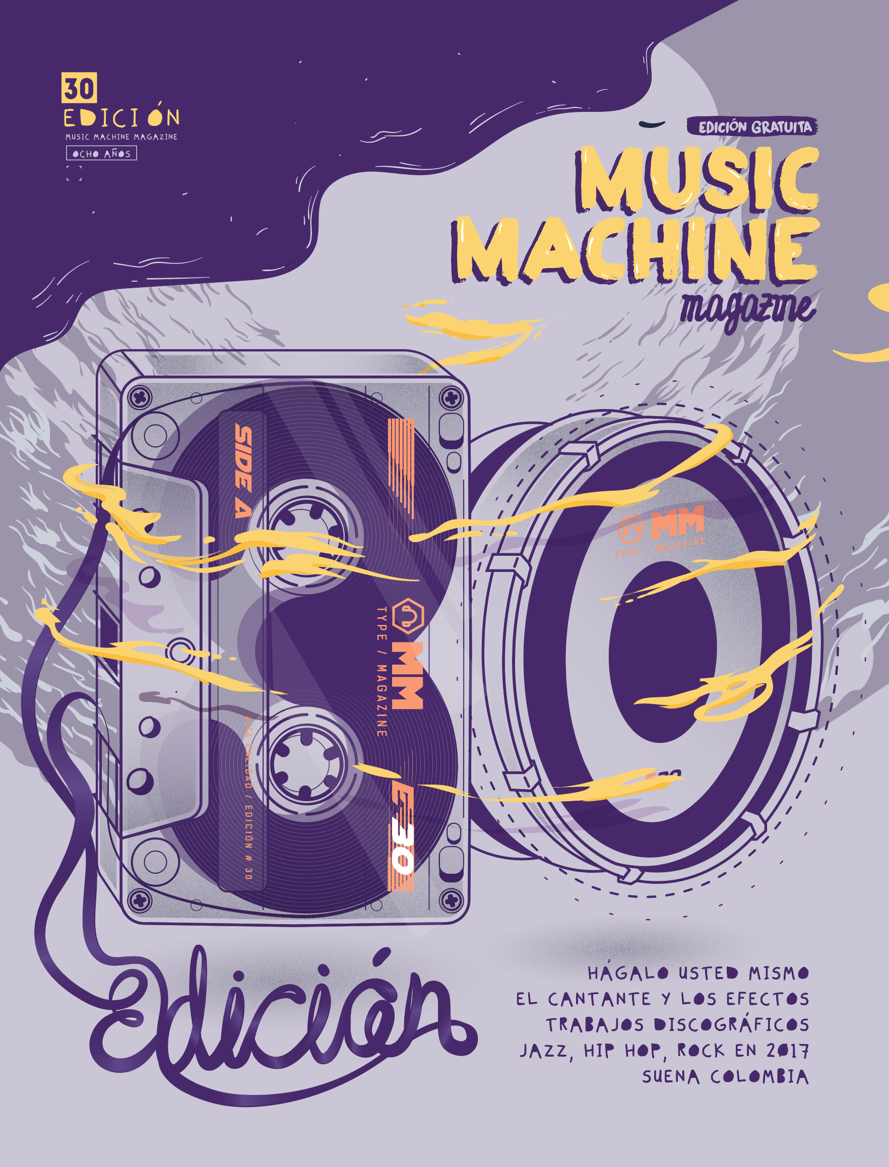Music Machine Edición #26