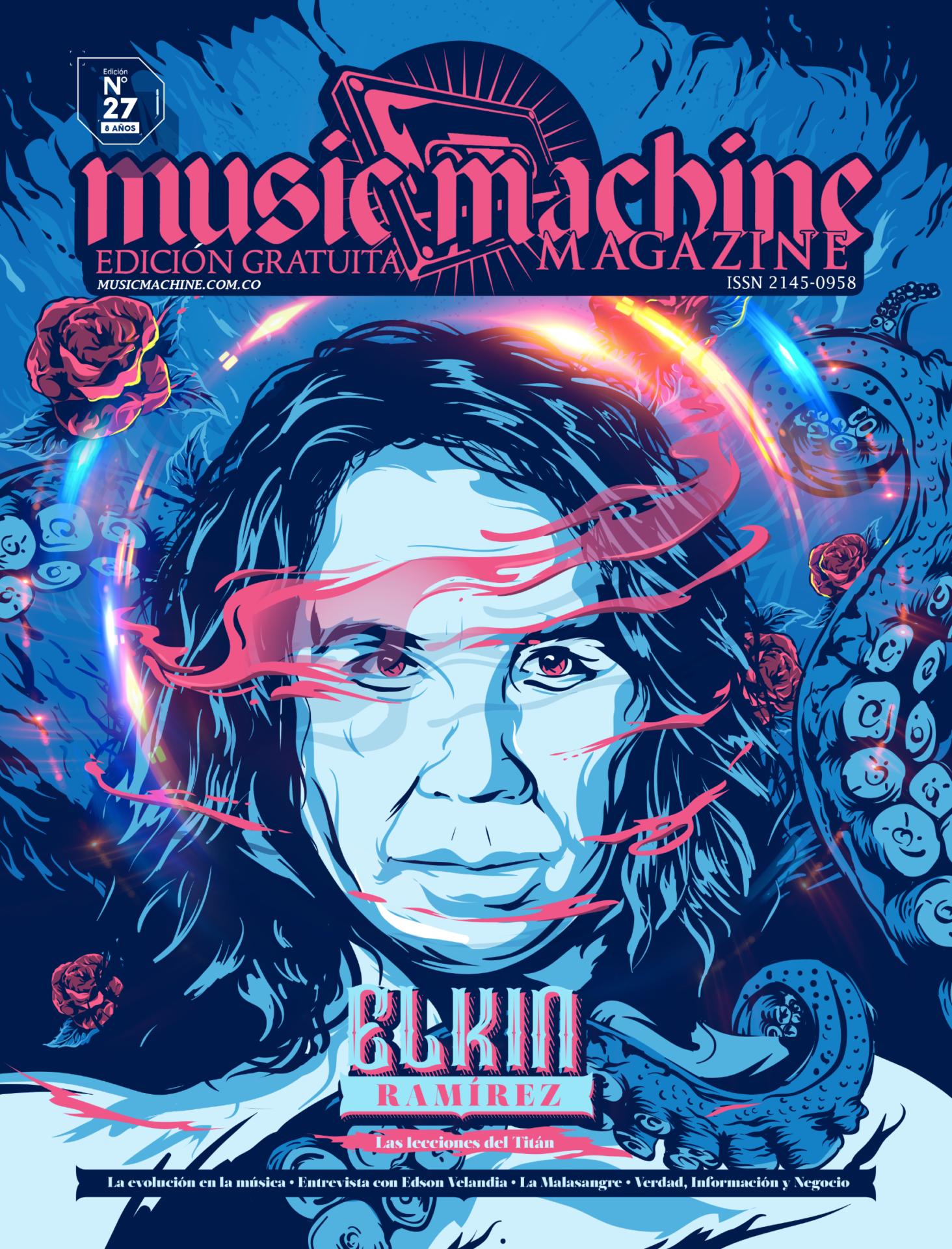 Music Machine Edición #26